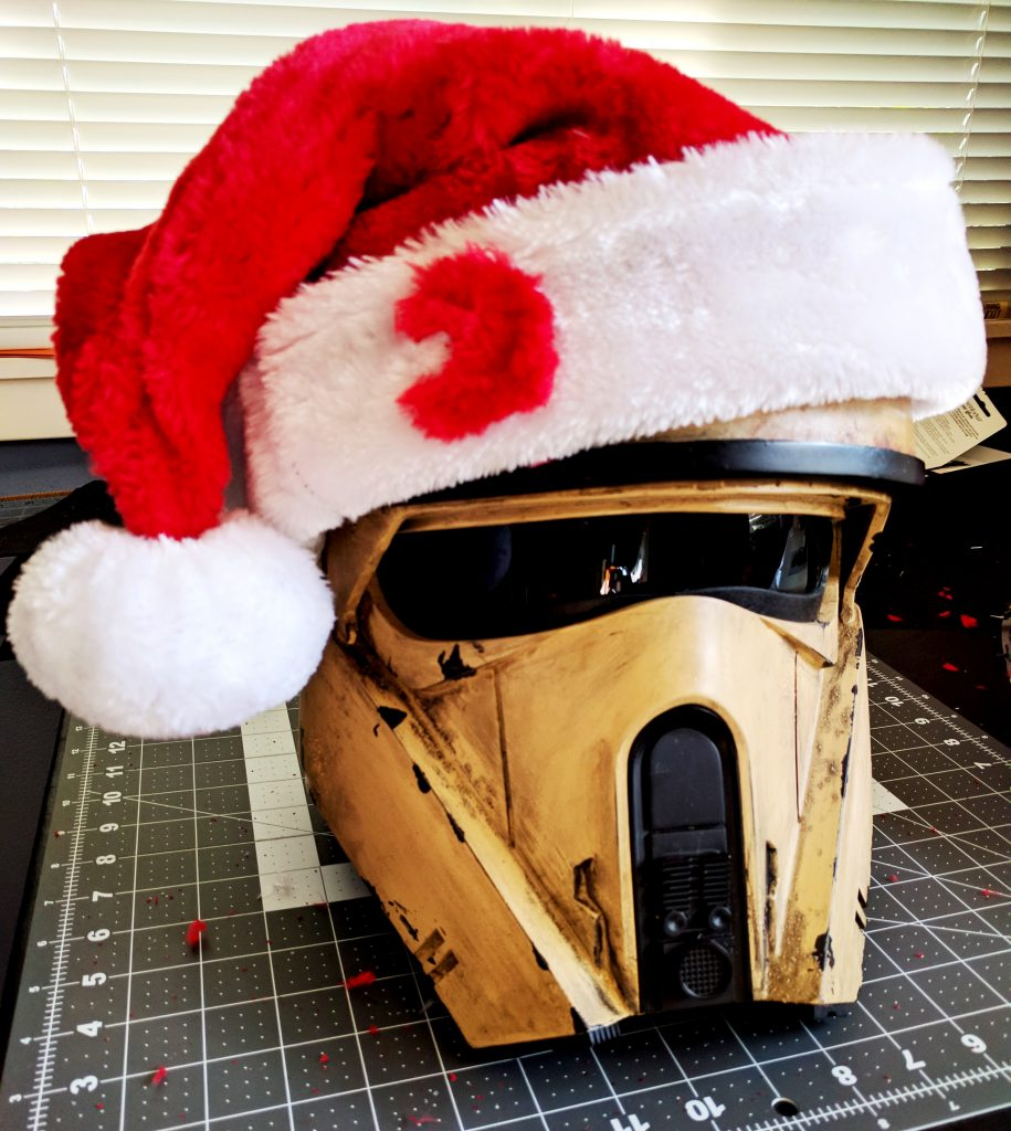 Santa Hat Shoretrooper